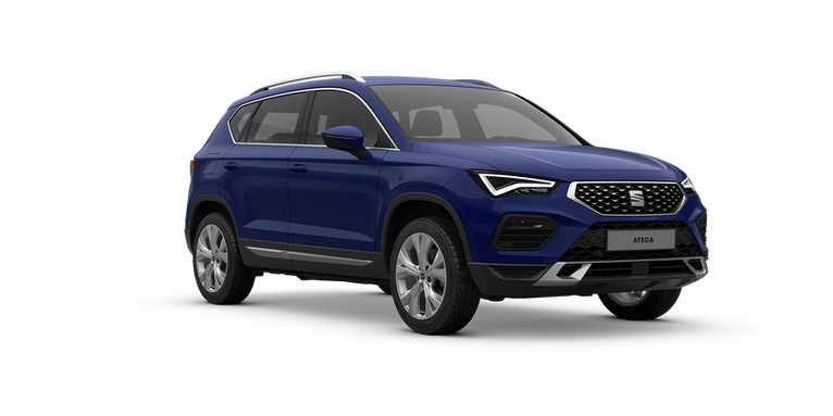 SEAT Ateca in Energy-Blue